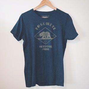 Eddie Bauer // Yosemite Parks Shirt